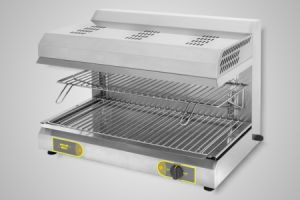 Roller Grill Salamander – Model SEF800B (solid element)