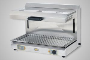 Roller Grill Salamander – Model SEM800B (solid element)